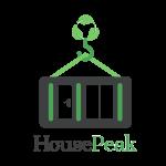 HousePeak Konténerház-Logo