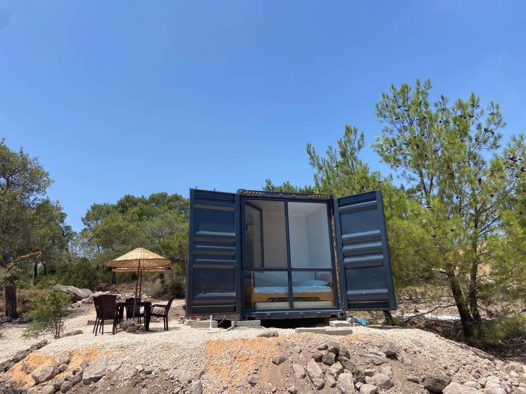 40ft konteyner ev container house